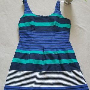 Loft sleeveless dress!